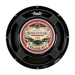 "Warehouse Guitar Speakers Reaper HP 12"" 50W British Invasion Guitar Speaker (2437)"