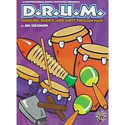 Warner Bros D.R.U.M. Book (00-BMR08009)