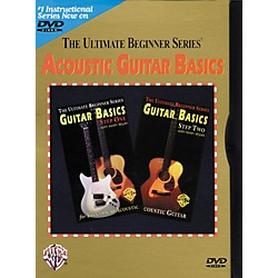Warner Bros Ultimate Beginner Series - Acoustic Guitar Basics (DVD) (00-902597)