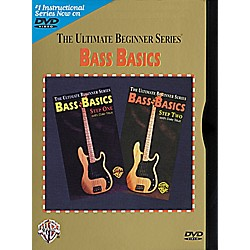 Warner Bros Ultimate Beginner Series - Bass Basics (DVD) (00-902598)