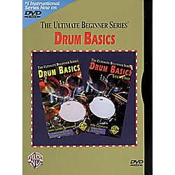 Warner Bros Ultimate Beginner Series - Drum Basics DVD (00-902600)