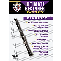 Warner Bros Ultimate Beginner Series Clarinet (DVD) (00-903368)