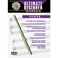 Warner Bros Ultimate Beginner Series Flute (DVD) (00-903369)