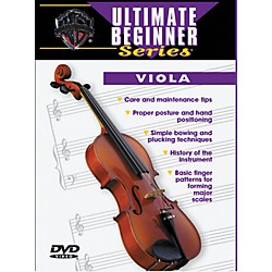 Warner Bros Ultimate Beginner Series Viola (DVD) (00-903373)