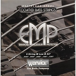 Warwick M5B EMP COATED 5-String Bass Strings Medium (38301)