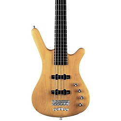 Warwick Rock Bass Corvette Basic Passive 5-String Electric Bass Guitar (USED004000 RBCVTBA5BOOFN)