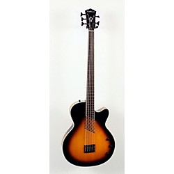 Washburn AB45 5-String Acoustic-Electric Bass (USED005009 AB45VSK)