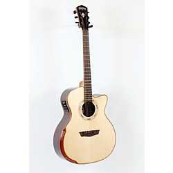 Washburn WCG25SCE Comfort Series Grand Auditorium Cutaway Acoustic-Electric Guitar (USED005002 USM-WCG25SCE)