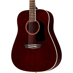 Washburn WD100DL Dreadnought Mahogany Acoustic Guitar (USED004000 WD100DLTWRK)