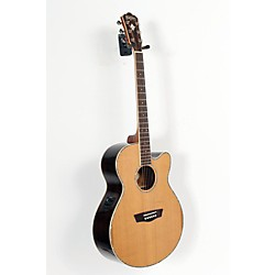 Washburn WG26SCE Solid Cedar Top Acoustic Cutaway Electric Grand Auditorium Rosewood Guitar With Fishman Prea (USED005030 WG26SCE)