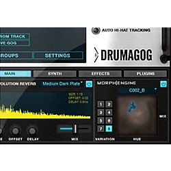 Wave Machine Labs Drumagog Platinum Version 5 (DG5PLAT)
