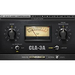 Waves CLA-3A Software Download (CLA3ANA)