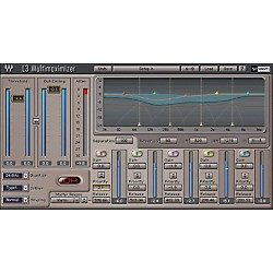 Waves L3 Multimaximizer TDM/SOUNDGRID License (USW379-1362-599)