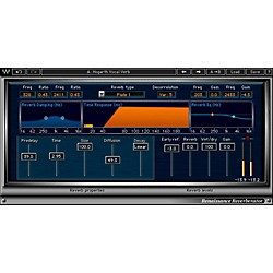 Waves Renaissance Reverb Native Software Plug-In (V5-RRN40)