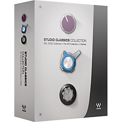 Waves Studio Classics Collection Native Plug-Ins (USW379-1362-624)