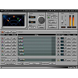 Waves SuperTap Native Modulation Software Plug-In (V5-STN40)