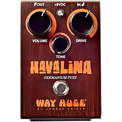 Way Huge Electronics Havalina Germanium Fuzz Guitar Effects Pedal (USED004000 WHE403)