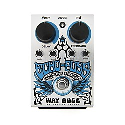 Way Huge Electronics Limited Edition Echo Puss Analog Delay Pedal (USED004000 WHE702)