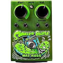 Way Huge Electronics Swollen Pickle Jumbo Fuzz Dirty Donny Edition Guitar Effects Pedal (USED004000 WHE402DD)