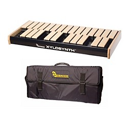 Wernick MkVI Blonde Birch Xylosynth w/Soft Bag (XS6-2BB-WBAG-KIT)