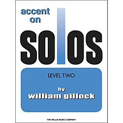 Willis Music Accent On Solos Level 2 (416214)