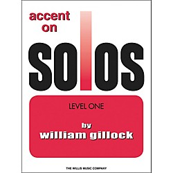 Willis Music Accent On Solos Level One (416295)