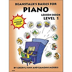 Willis Music Beanstalk's Basics For Piano Lesson Book Level 1 (406417)