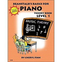 Willis Music Beanstalk's Basics For Piano Theory Book Level 1 (406440)