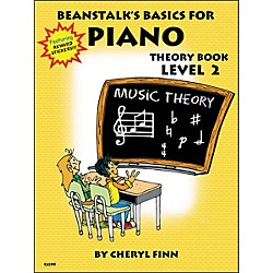 Willis Music Beanstalk's Basics For Piano Theory Book Level 2 (406441)