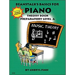 Willis Music Beanstalk's Basics For Piano Theory Book Preparatory Level A (406438)