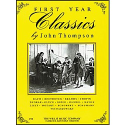 Willis Music First Year Classics Early Elementary Level (413386)