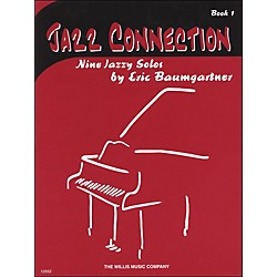 Willis Music Jazz Connection 1 Book/CD (406839)