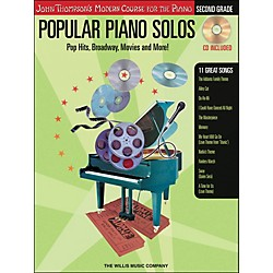 Willis Music John Thompson's Modern Course For The Piano - Popular Piano Solos Second Grade (416692)