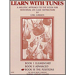Willis Music Learn With Tunes Book 3 (412803)