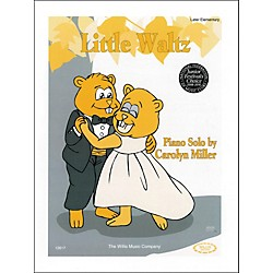 Willis Music Little Waltz Later Elementary Piano Solo by Carolyn Miller (406779)