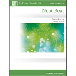 Willis Music Neat Beat - Early Intermediate Piano Solo by Glenda Austin (416853)