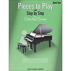 Willis Music Pieces To Play Book 2 (404508)