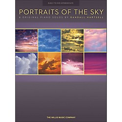 Willis Music Portraits Of The Sky - 8 Early To Mid-Intermediate Piano Solos (416797)