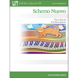 Willis Music Scherzo Nuovo - Early Intermediate Piano Solo Sheet (416829)