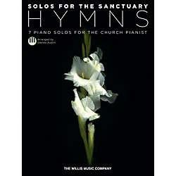 Willis Music Solos For The Sanctuary - Hymns - 7 Piano Solos for the Church Pianist/Mid to Later Intermediate Lev (416901)