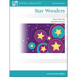 Willis Music Star Wonders - Later Elementary Piano Solo by Randall Hartsell (416820)