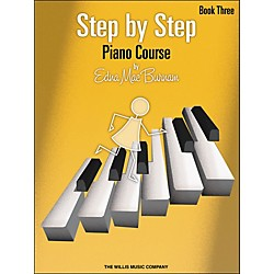 Willis Music Step By Step Piano Course Book 3 (Book Only) (414716)