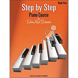 Willis Music Step By Step Piano Course Book 5 (414846)