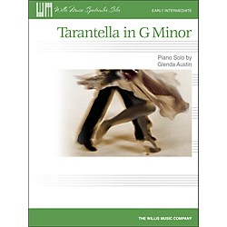 Willis Music Tarantella In G Minor - Early Intermediate Piano Solo Sheet (416842)