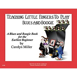 Willis Music Teaching Little Fingers To Play Blues And Boogie Piano (406539)