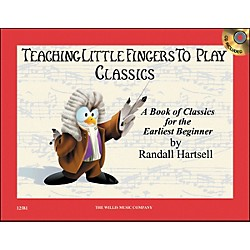 Willis Music Teaching Little Fingers To Play Classics Book/CD (406736)