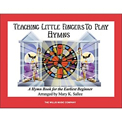 Willis Music Teaching Little Fingers To Play Hymns Earliest Beginner For Piano (406413)