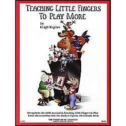Willis Music Teaching Little Fingers To Play More (406137)