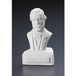"Willis Music Verdi 5"" Statuette (416582)"