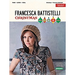 Word Music Francesca Battistelli - Christmas Vocal Songbook With Piano (115967)